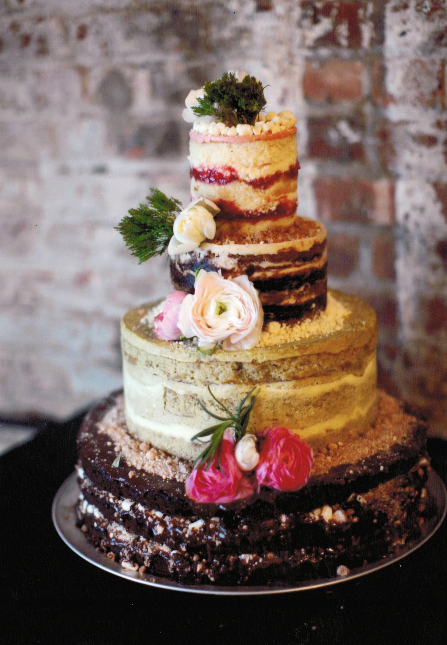 Naked Cake | Milk Bar | Erin Gardner | Bluprint