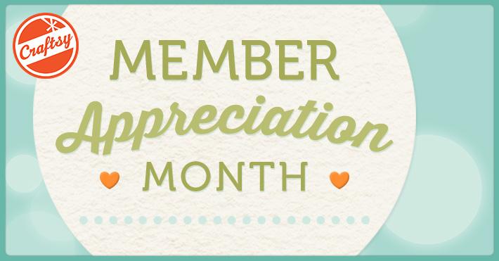 Bluprint Member Appreciation Month Banner Image