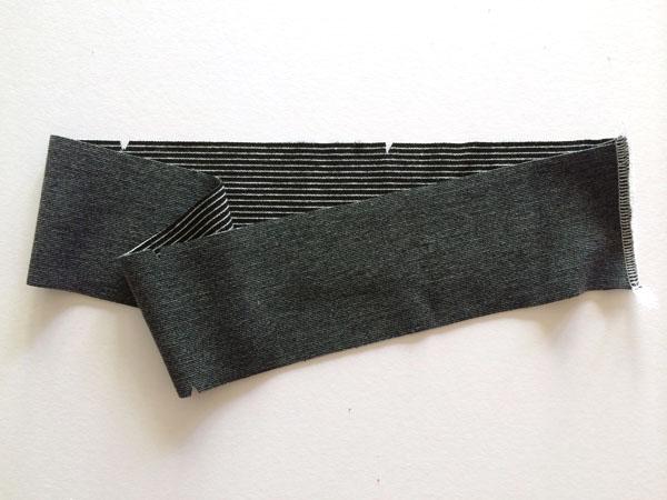 sew binding seam
