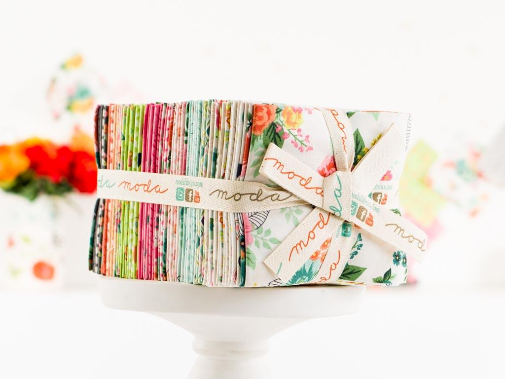 Moda Fresh Cut Fat Quarter Bundle