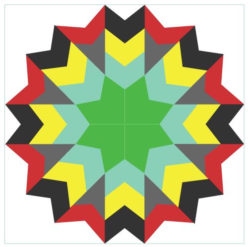 vintage quilt pattern