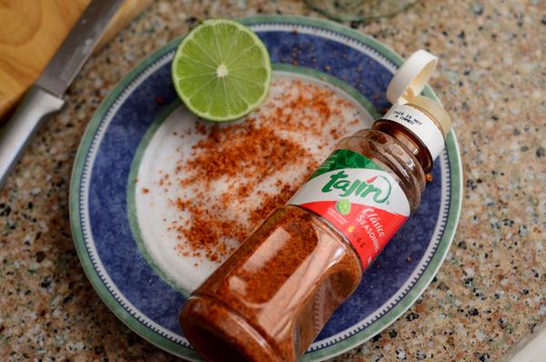 Spicy Salt for Margaritas