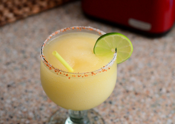 Perfect Blended Margarita