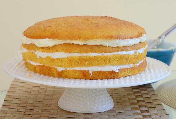 How to Make a Piñata Cake Tutorial