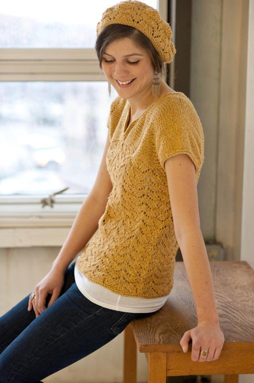 Homa Knitting Pattern