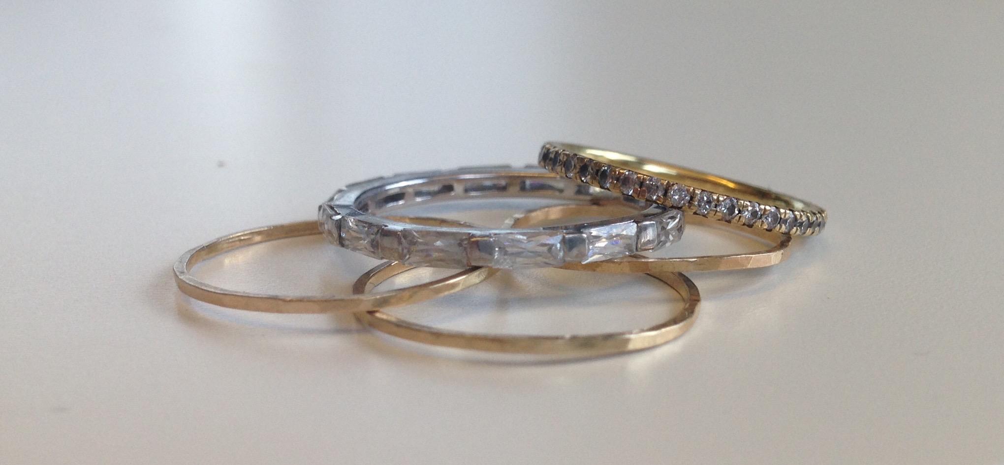 Arcatus Jewelry- Stackability