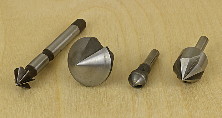 countersinks