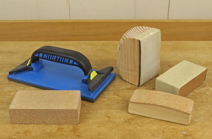 sanding tools