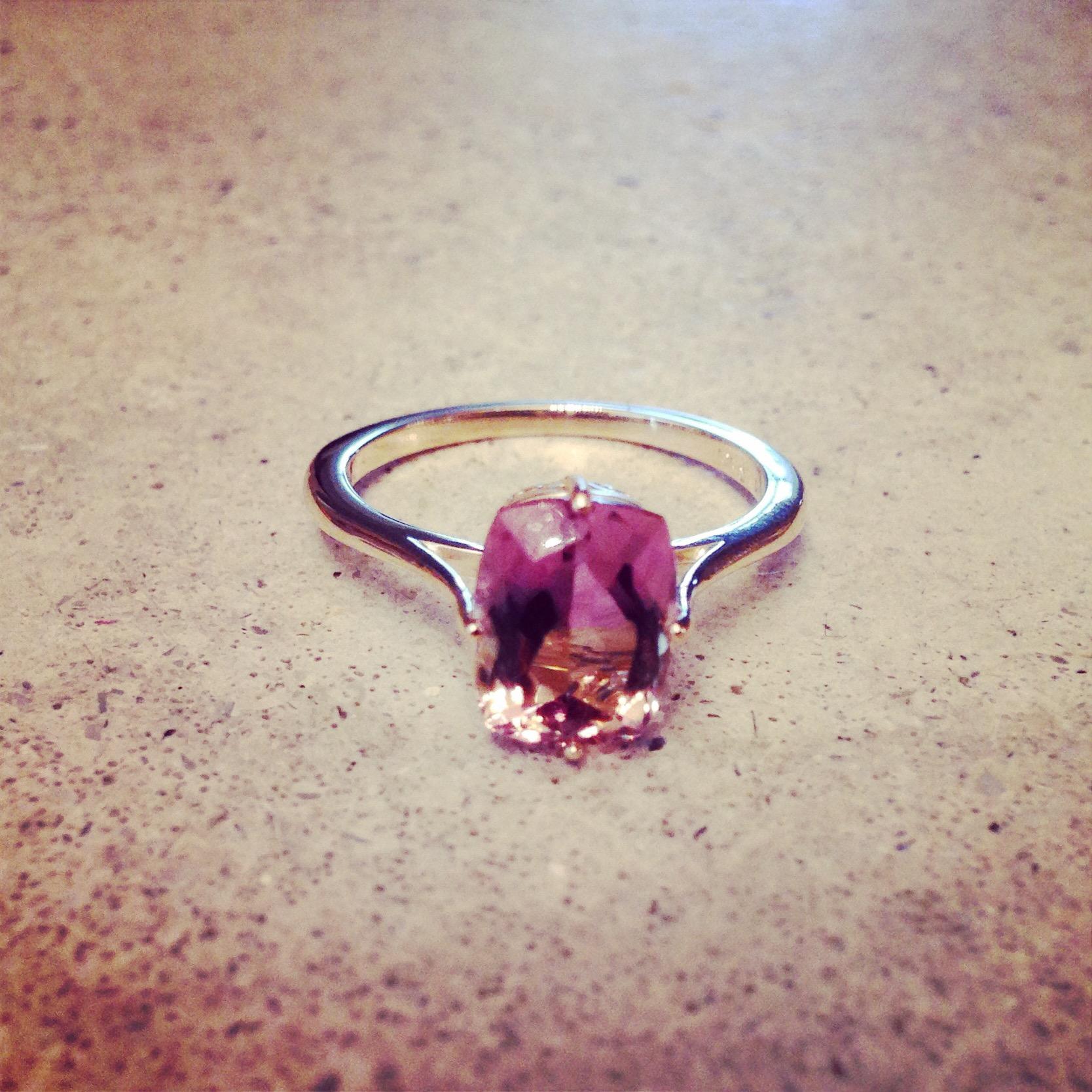 Arcatus Jewelry- Ametrine ring