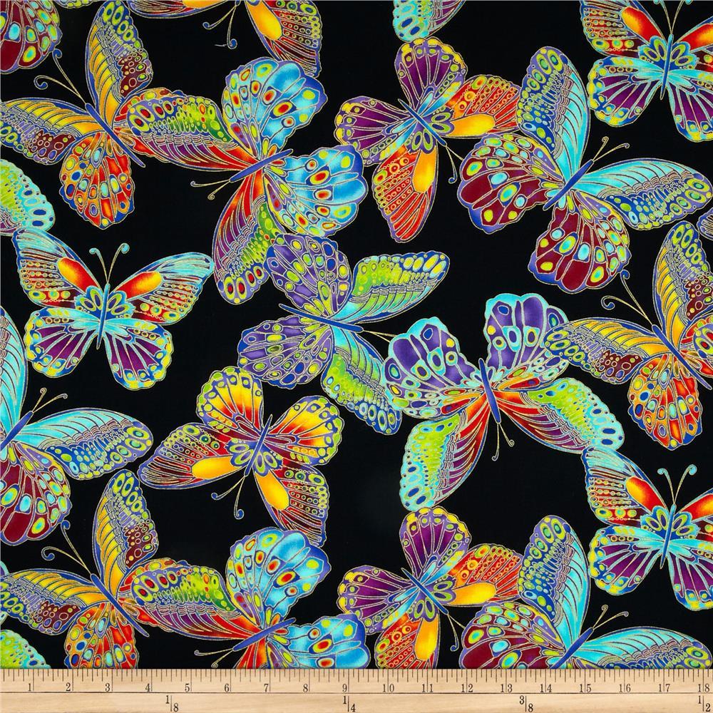 Large Butterfly TT