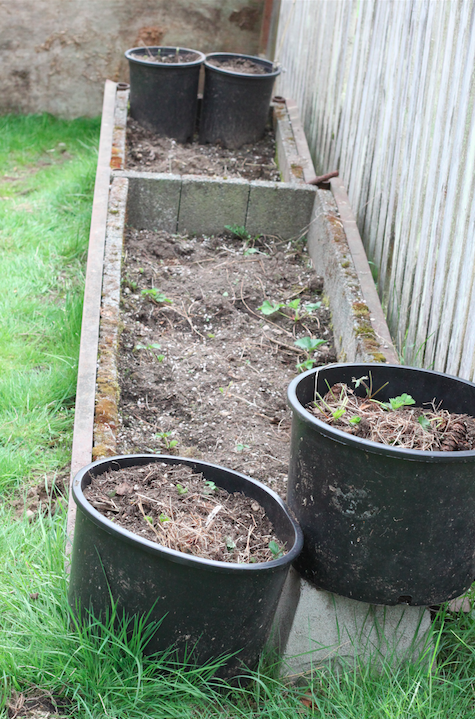 Composting in re-purposed culverts