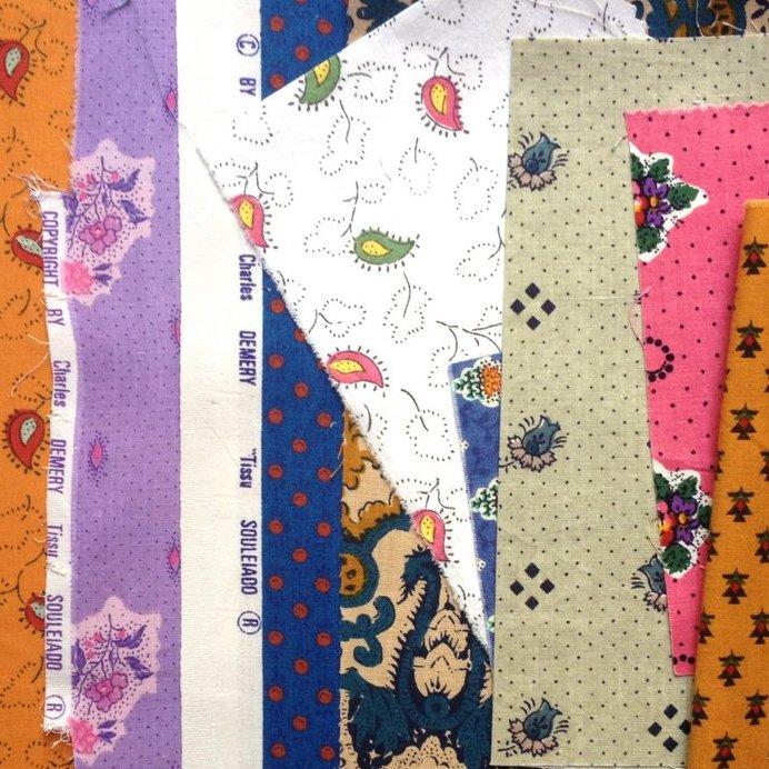 Scraps of Fabric