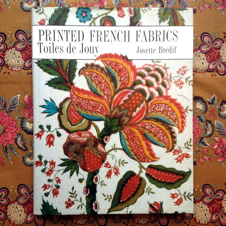 Printed French Fabrics book
