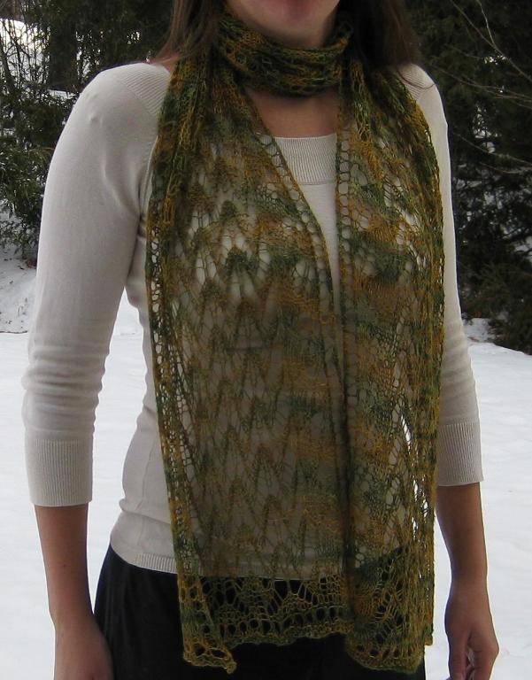 South for the Winter Knitting Pattern