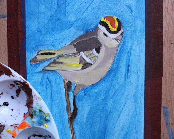Bird layer 2