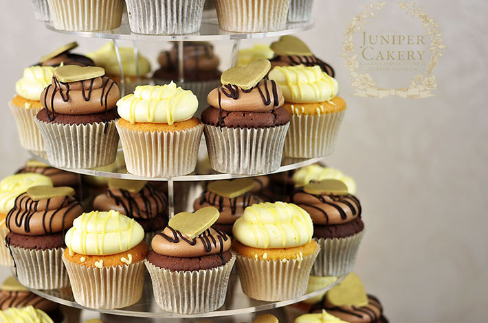 Creating lots of cupcakes? Save time and mess by piping out your cupcake batter!