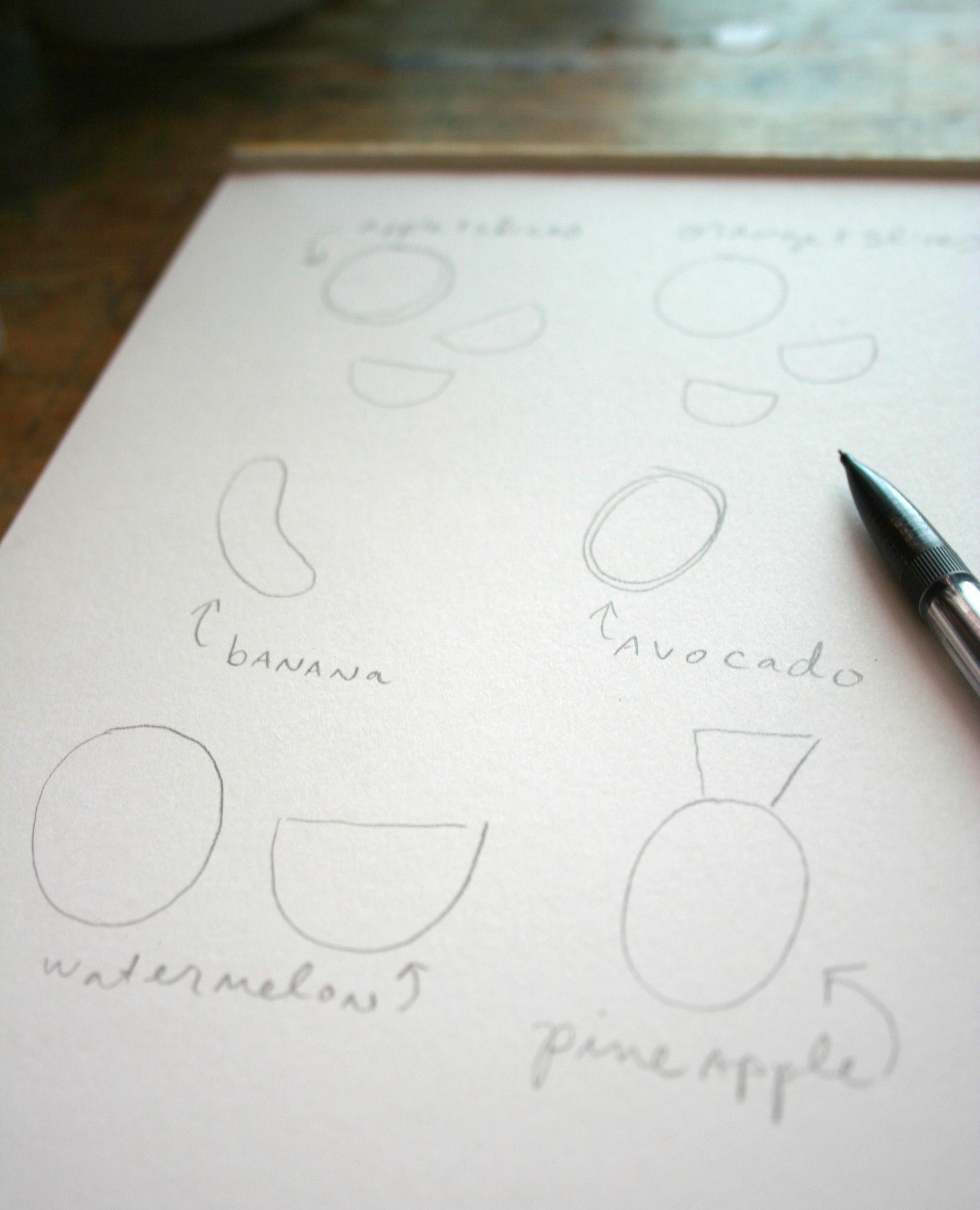 General shapes