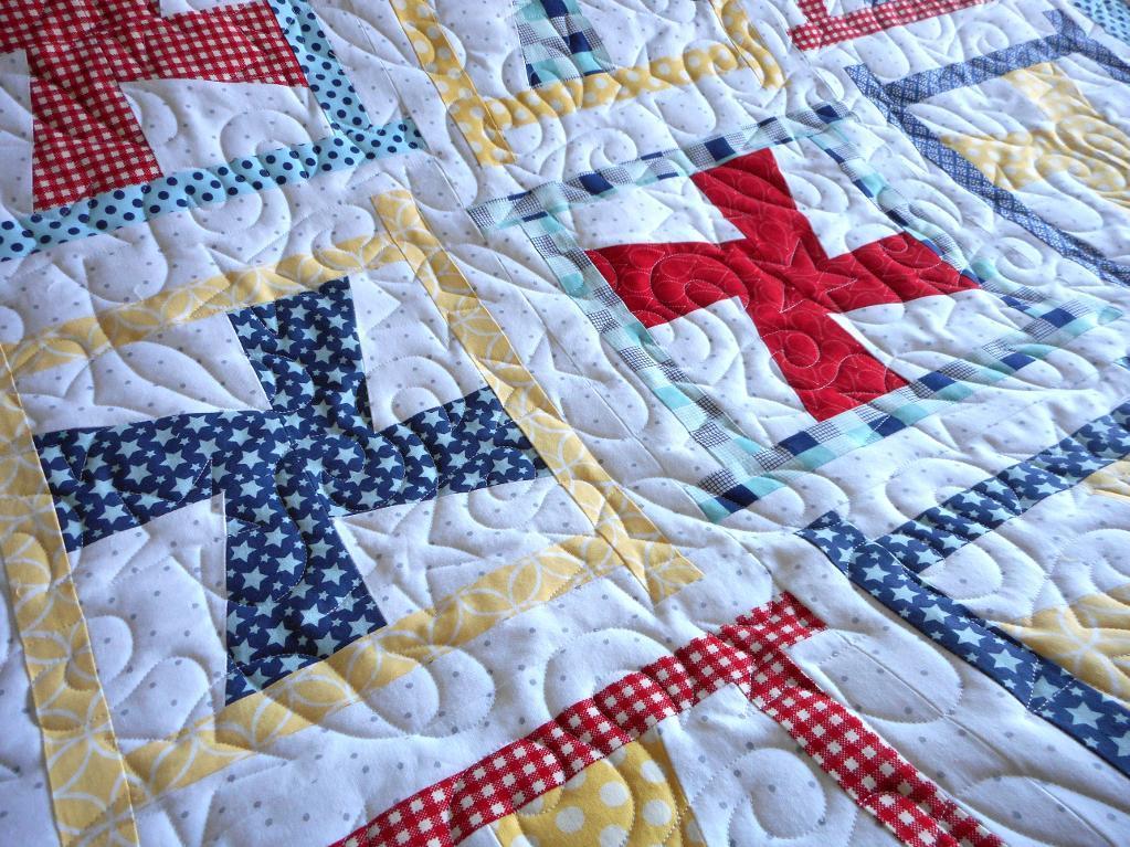 Lucille quilt pattern