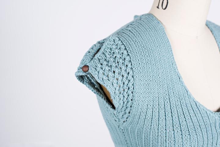 Gilligan Sweater knitting pattern