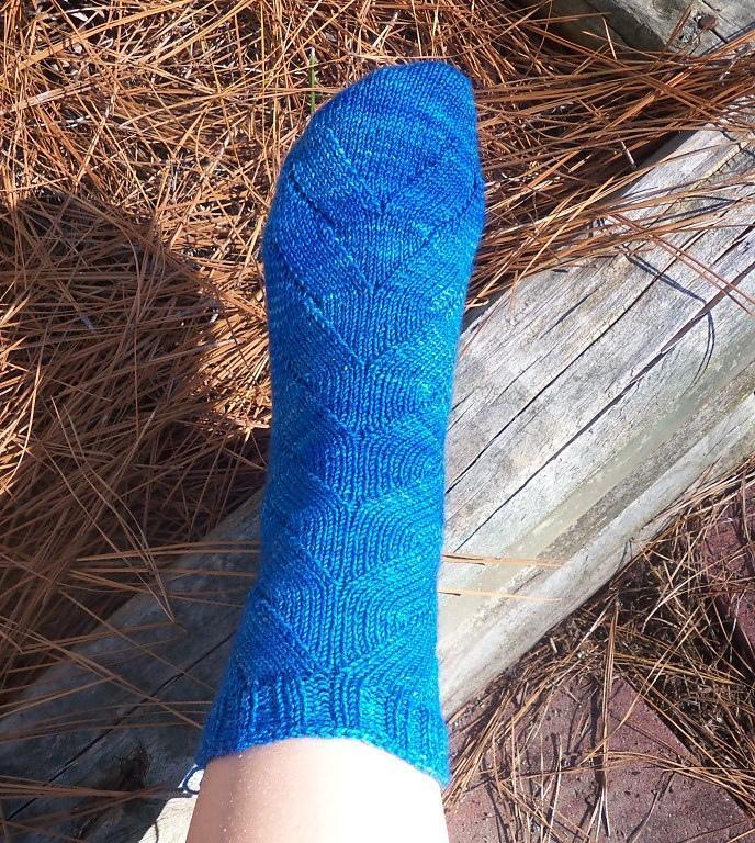Short Sheep Socks knitting pattern