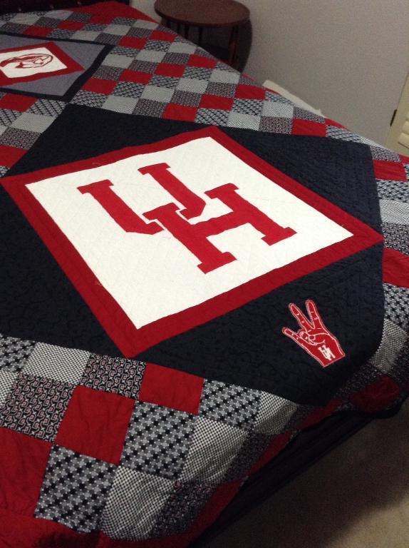 University of Houston Quilt