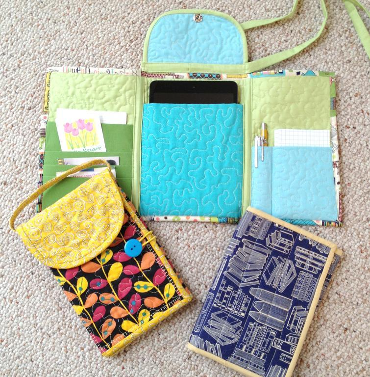 TriFold Tablet Totes