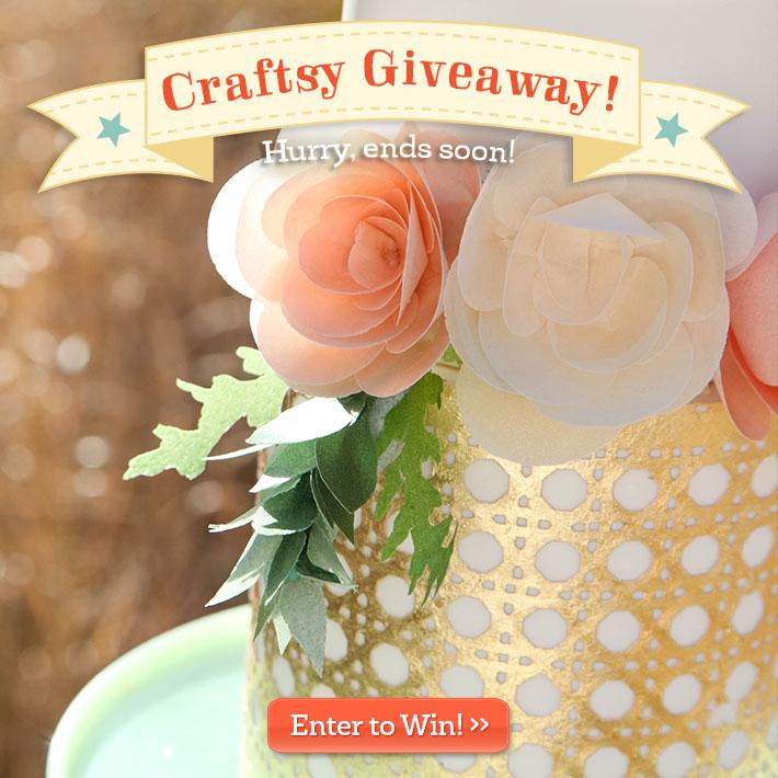 giveaway cake decorating