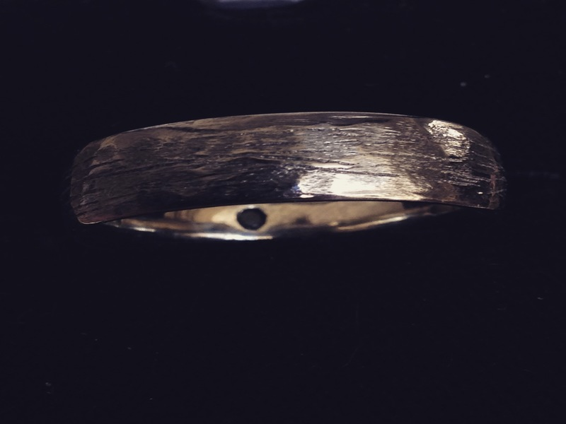 Arcatus Jewelry- Wedding ring re-work
