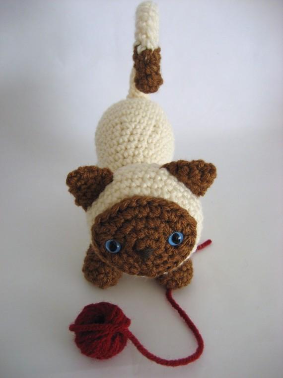 kitten crochet