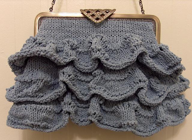 knit purse pattern