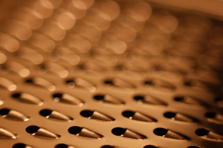 closeup photography, macro photography, kitchen, grater