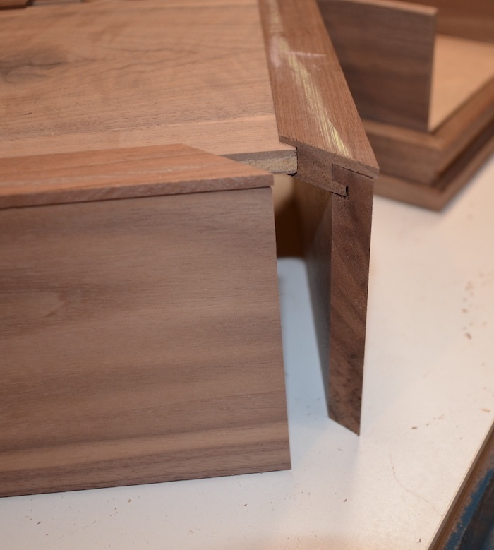 complex joinery