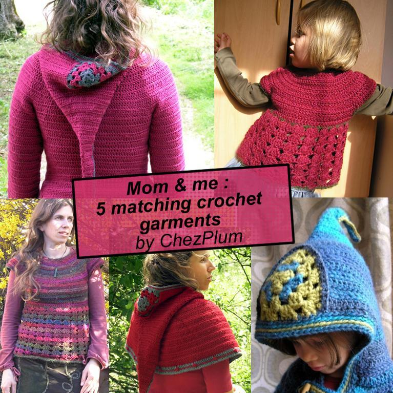 mommy and me crochet patterns