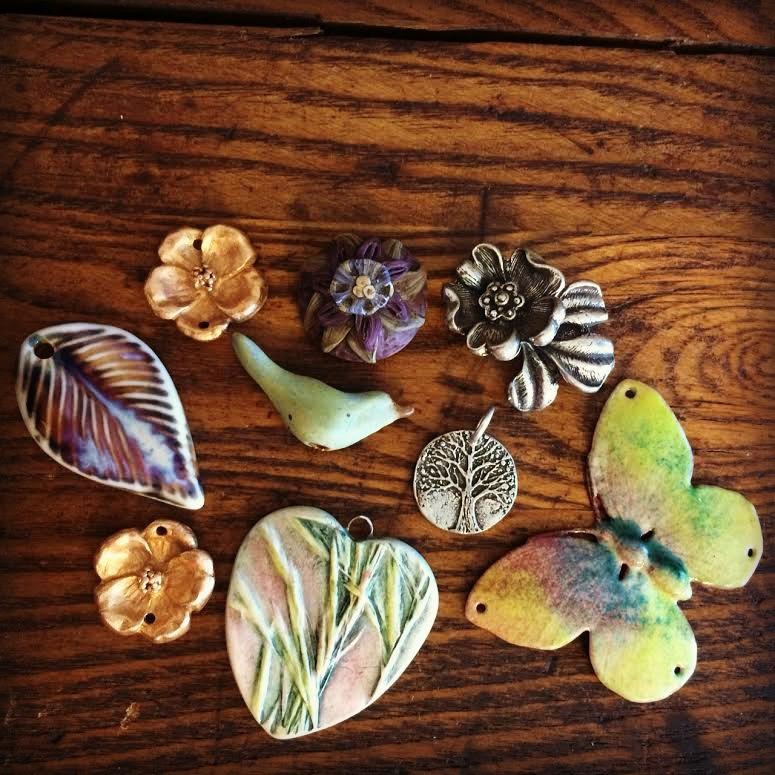 nature artists beads
