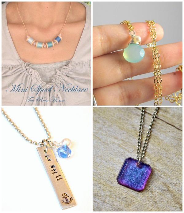Necklace Length Guide: Princess