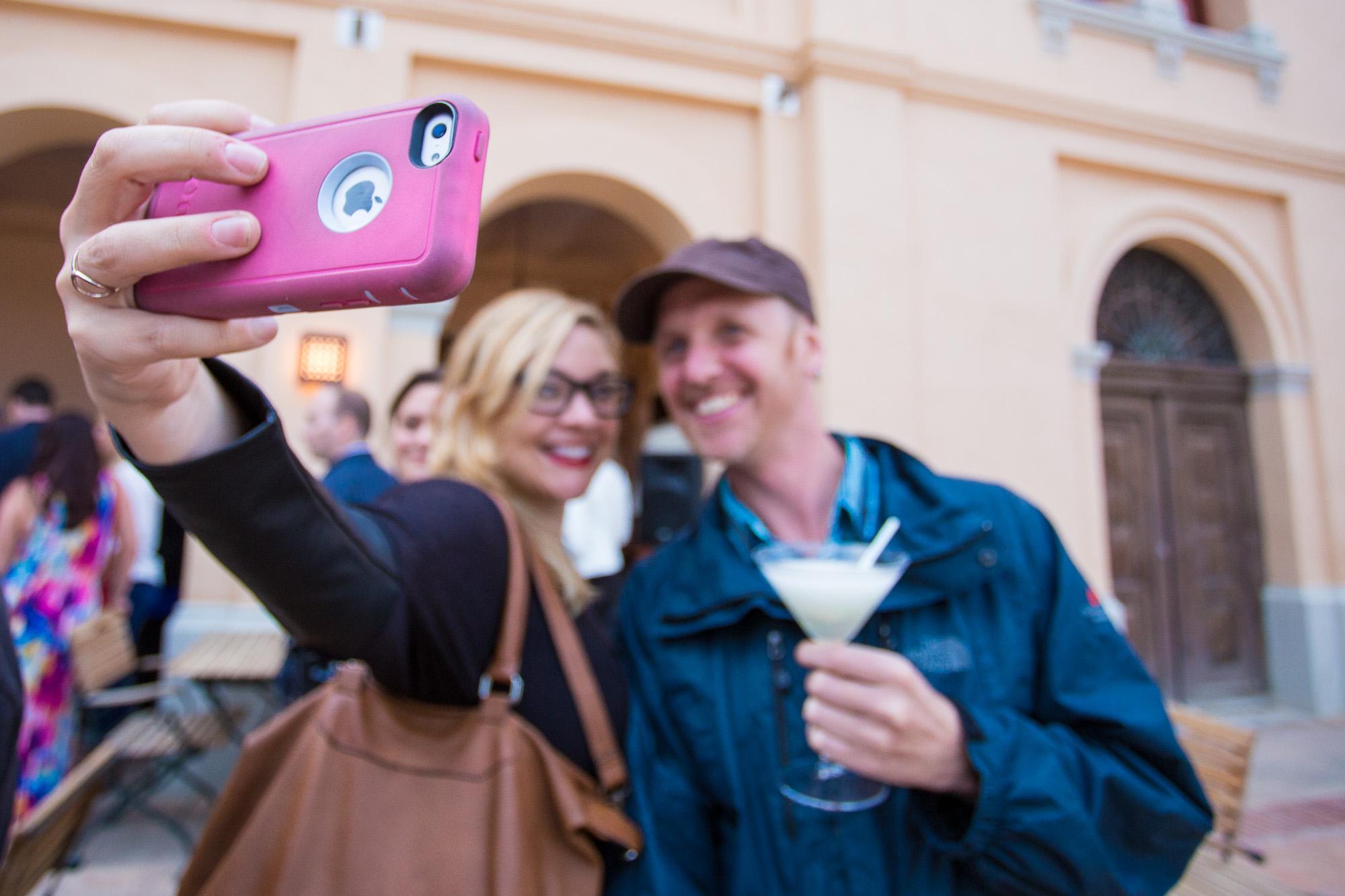 Event Photography Selfie