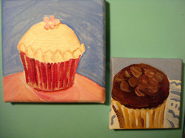 Square canvases