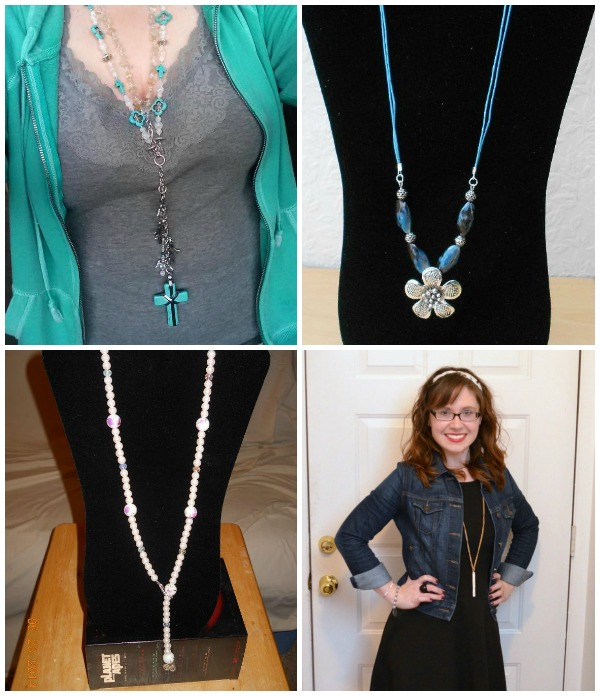 Necklace Length Guide: Lariat