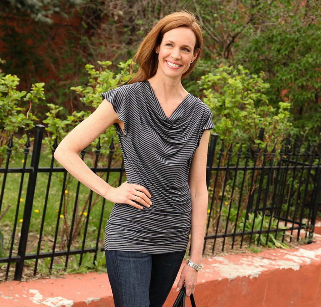 Coveted Cowl Knit Top Kit