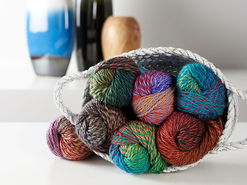 Crystal Palace Mendocino yarn