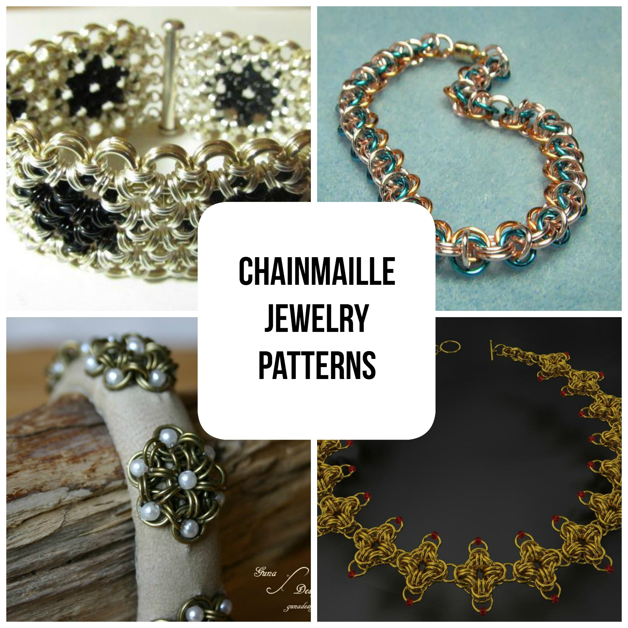 Chainmaille Jewelry Patterns