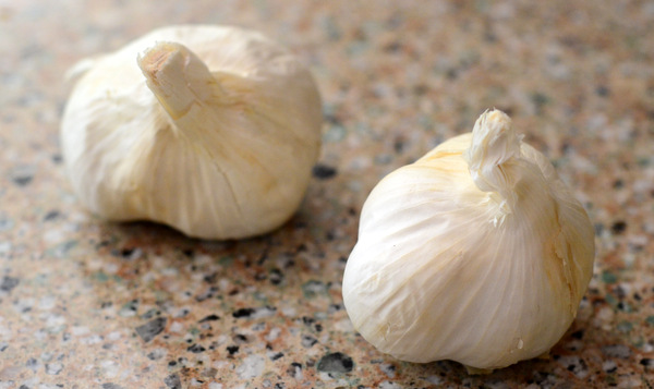 Whole Heads of Garlic