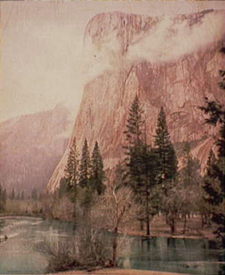 El Capitan 1899