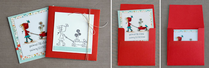 handmade envelopes for handmade cards