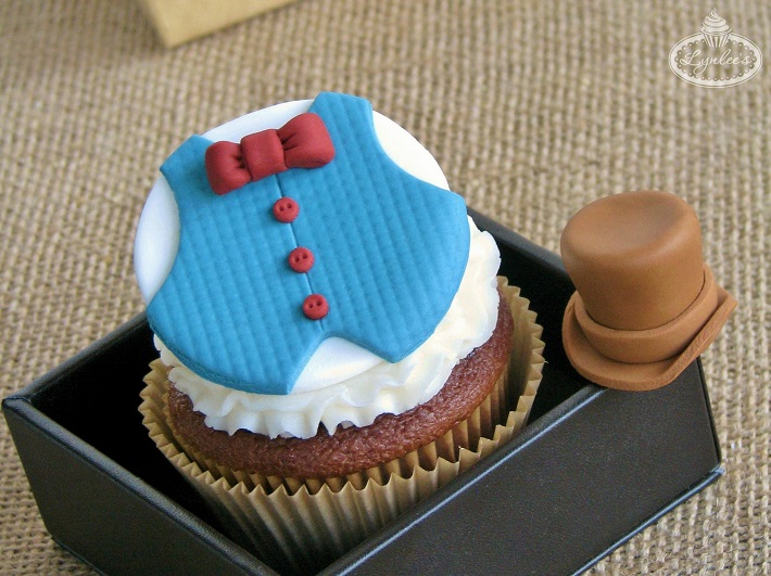 Father's Day Cupcake Tutorial