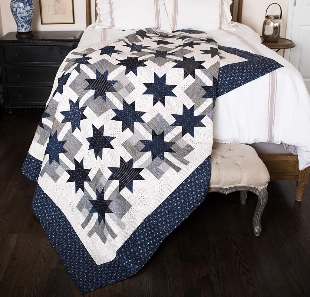 Late Night Stars Quilt