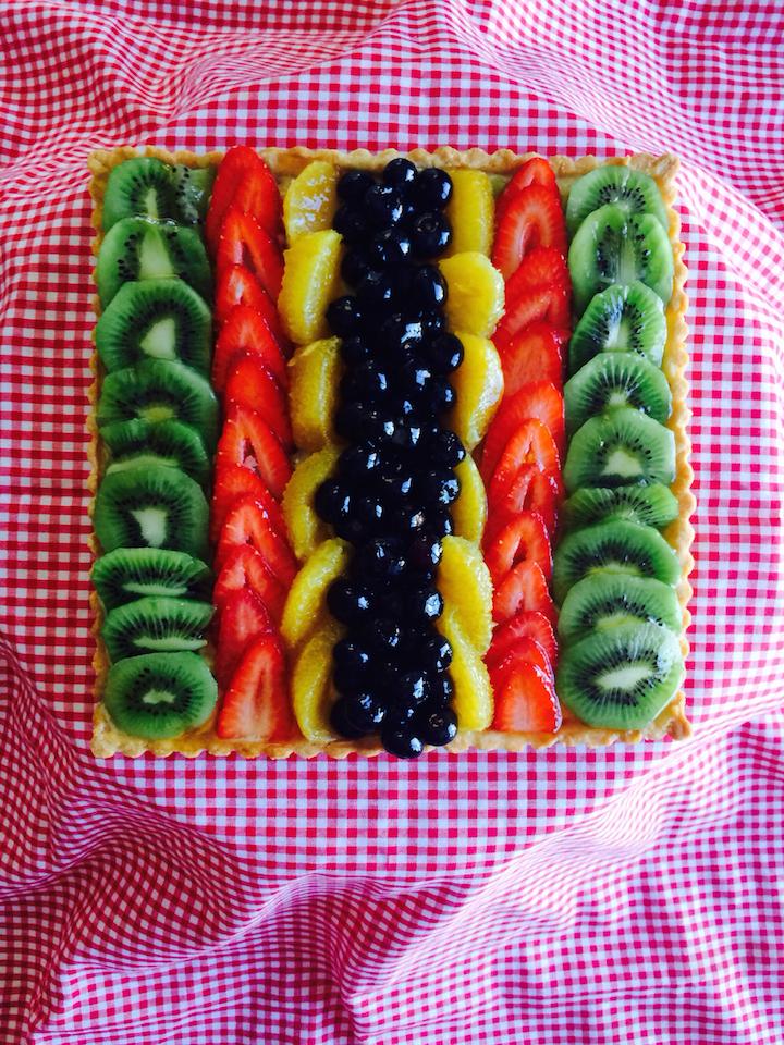Fruit Tart by Bluprint user Miss Cara | Erin Gardner | Bluprint