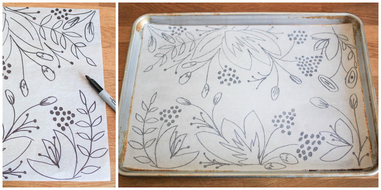 Creating The Roll Cake Template | Erin Gardner | Bluprint