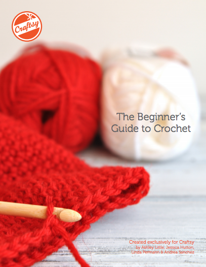 The Beginner's Guide to Crochet - Free PDF guide on Bluprint