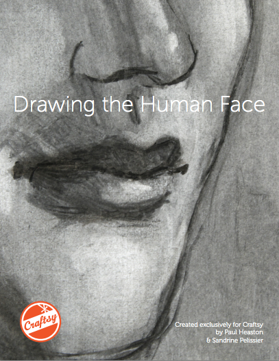 Drawing the Human Face - Free PDF guide from Bluprint